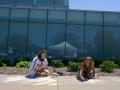 saginaw happening - art museum chalk art_-20140813-DSC_6957
