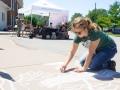 saginaw happening - art museum chalk art_-20140813-DSC_6972