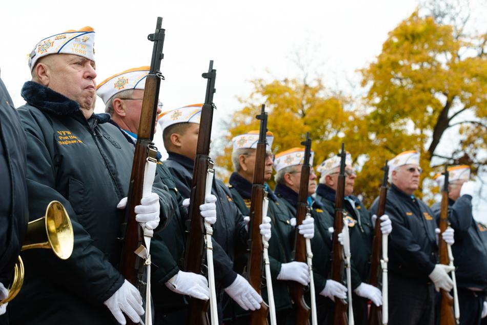 saginaw mi veterans day hoyt park _20141111-DSC_5250