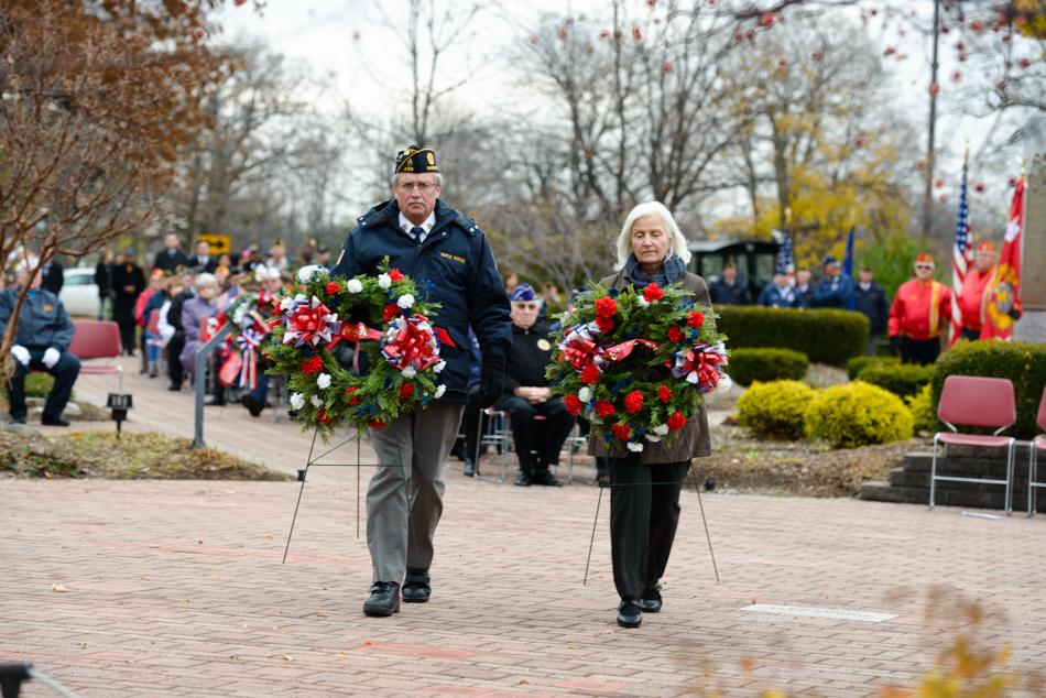 saginaw mi veterans day hoyt park _20141111-DSC_5286