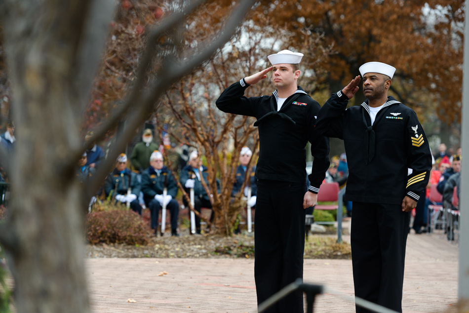 saginaw mi veterans day hoyt park _20141111-DSC_5288