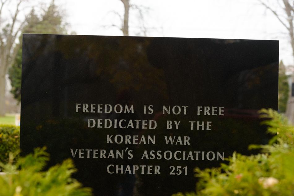 saginaw mi veterans day hoyt park _20141111-DSC_5292