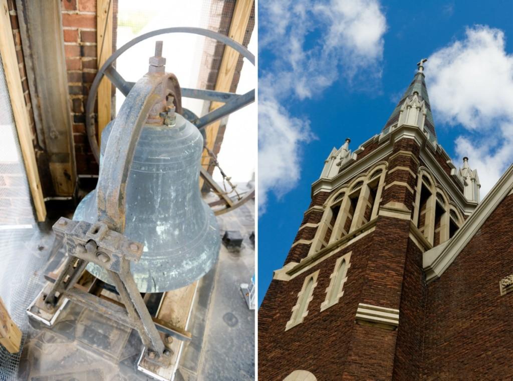 stmarys cathedral saginaw mi bells - 13