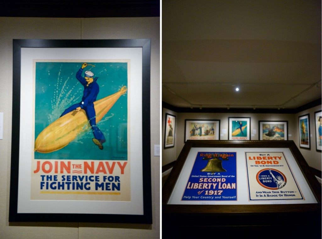 saginaw art museum war posters - 02