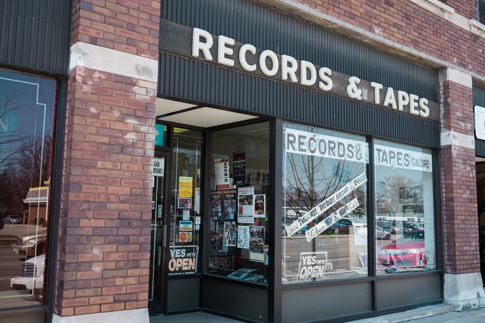 record store day saginaw mi -001